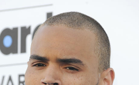 Chris Brown Stare