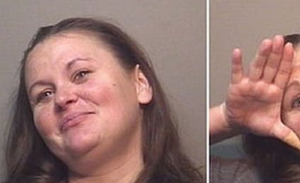 Drunk Mom Knocks Baby Out of Stroller, Poses For Absurd Mug Shot