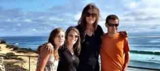Caitlyn Jenner and Prescott Family