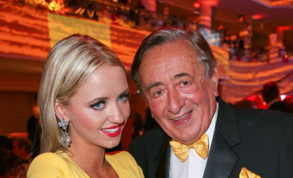 Richard Lugner: 82-Year-Old Billionaire Marries 25-Year-Old Playboy Model