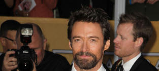 Hugh Jackman SAG Fashion