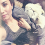 Demi, Wilmer and Doggy