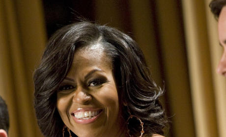 Michelle Obama Fashion Watch: First Lady Shines at White House Correspondents' Dinner