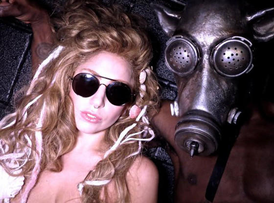 That's Lady Gaga For You