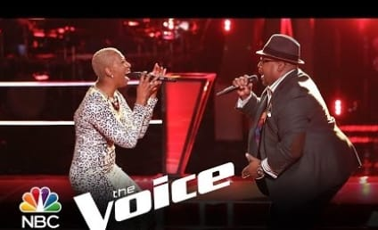 The Voice Season 6 Episode 12 Recap: It's Sisaundra Lewis' World