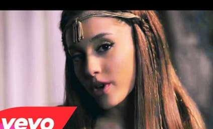 "Ariana Grande-Chris Brown ""Don't Be Gone Too Long"" Video: Released! Medieval!"