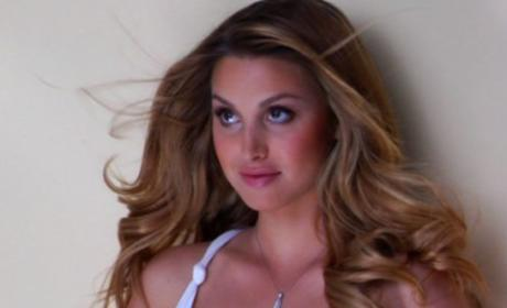 Whitney Port Cosmopolitan Cover Shoot