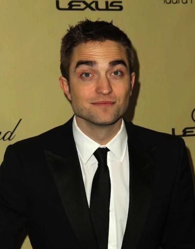 Adorable Robert Pattinson