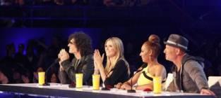 America's Got Talent Table