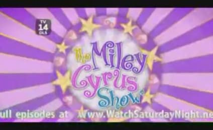 Saturday Night Live Presents: The Miley Cyrus Show!