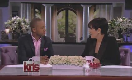 Kris Jenner Defends Daughter, Tells President Obama: She Works SO Hard!