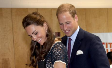 Next Up For Kate Middleton & Prince William ...