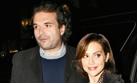 Brittany Murphy, Simon Monjack Secretly Tie the Knot!