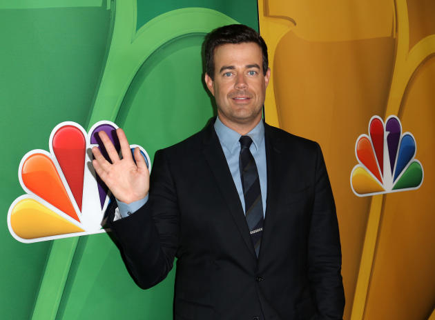 Carson Daly for NBC