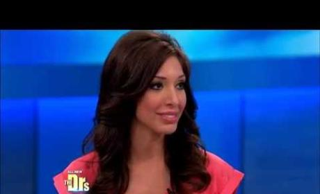 Farrah Abraham Talks Plastic Surgery