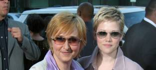 Tammy Lynn Michaels and Melissa Etheridge