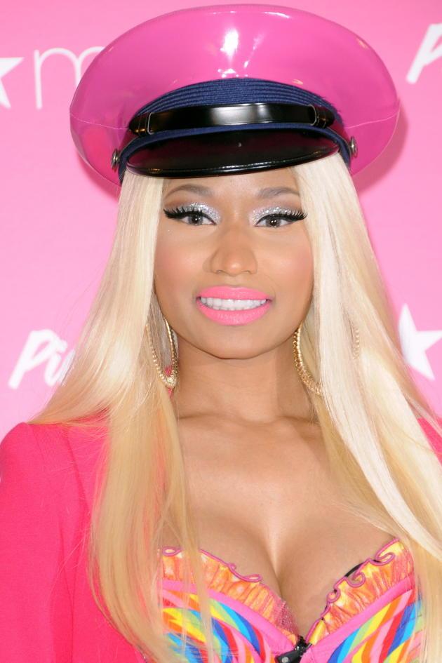 Nicki Minaj in Pink