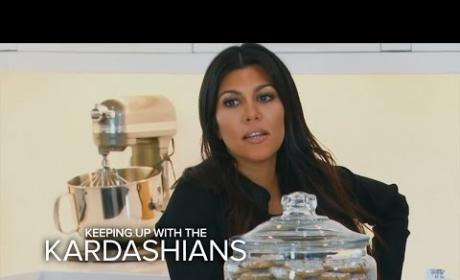 Kim Kardashian SLAMS Kourtney Kardashian: I Bought You a Career!!!