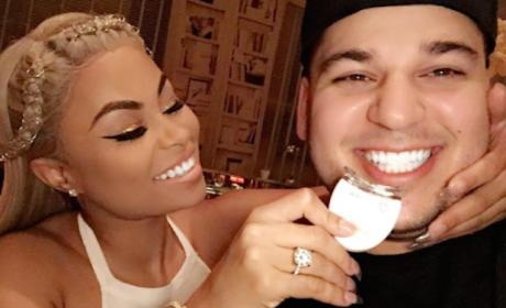 Rob Kardashian and Blac Chyna: Naming Their Baby WHAT?