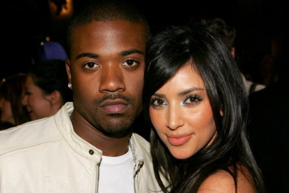 Kim and Ray J