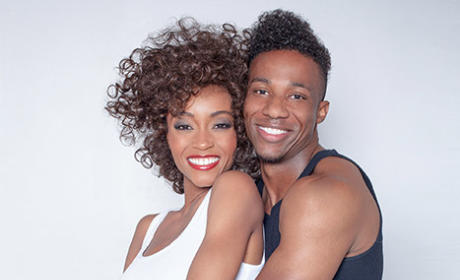 Yaya DeCosta as Whitney Houston: First Look!