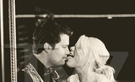 Levi Johnston Wedding Photo