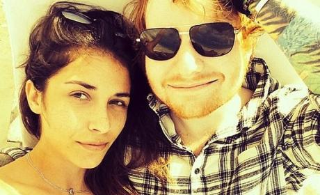 Ed Sheeran and Athina Andrelos: It's Over!