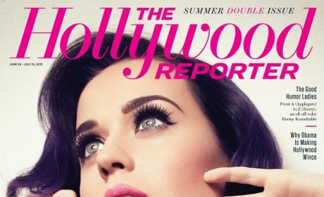 Katy Perry Hollywood Reporter Cover