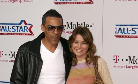 Ellen Pompeo, Boyfriend Fight in Monte Carlo