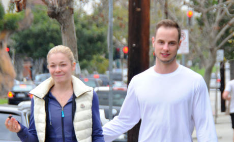 LeAnn Rimes to Dean Sheremet: NEVER Talk About Me!