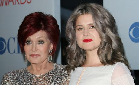 "Sharon Osbourne: ""Proud"" That Daughter Kelly Shamed Ozzy's Mistress"