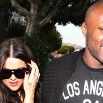 Khloe Kardashian, Lamar Odom Photo