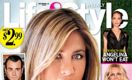 Jennifer Aniston: Life Without Justin Theroux is Like, So Hard!