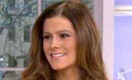 """Rachel Frederickson on Today: Looking Healthy, Now in """"Maintenance Mode"""""""