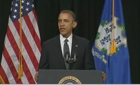 Obama Newtown Speech