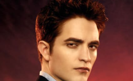 Breaking Dawn Promo Pics: Painting the Cullen Family Portrait