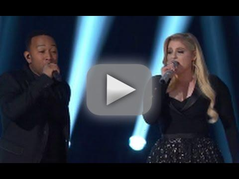 Meghan trainor and john legend like im gonna lose you