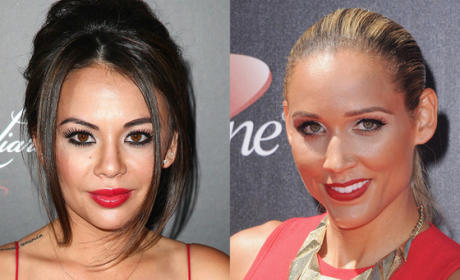 Janel Parrish and Lolo Jones to Go Dancing with the Stars