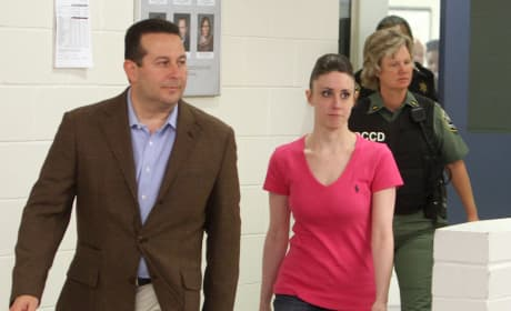 Casey Anthony Leaves Jail in Florida