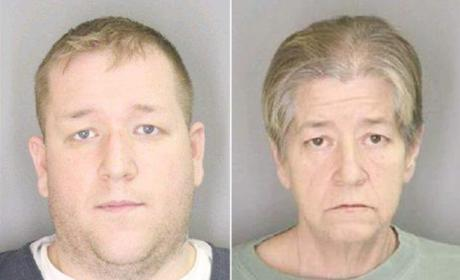 Mom-Son Drug Kiss Lands BOTH Behind Bars