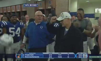 Chuck Pagano Speech: Colts Coach Returns From Cancer Treatment, Inspires Team in Locker Room