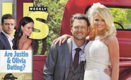 Miranda Lambert Wedding Dress: Revealed!
