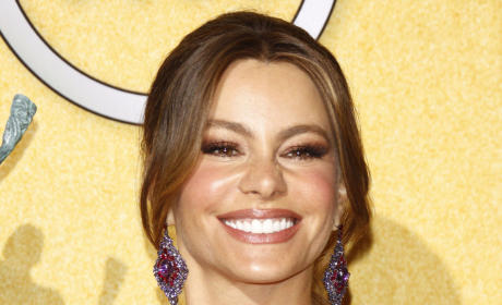 Sofia Vergara Voted Most Desirable Woman in the World