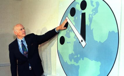 Doomsday Clock: Now One Minute Closer to Midnight!