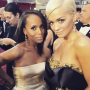 Kerry Washington and Rita Ora