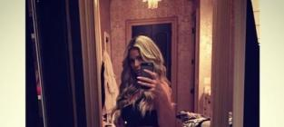 Kim Zolciak Flaunts Butt Implants on Instagram