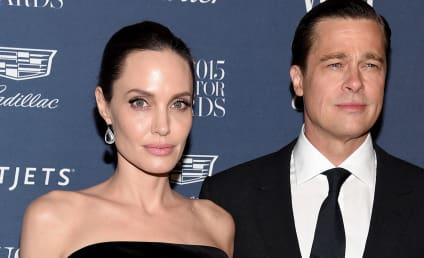 Brad Pitt: Caught Cheating in Angelina Jolie's Bed Just Weeks Before Divorce?!