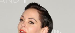 Rose McGowan, Robert Rodriguez Officially a Couple