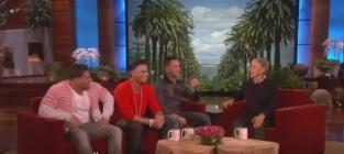 Jersey Shore Cast on Ellen