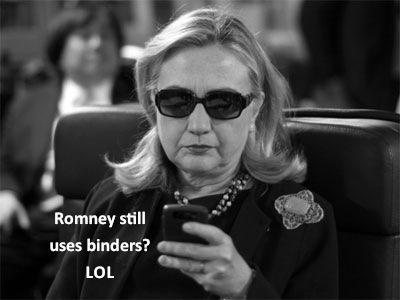 Binder - Hillary